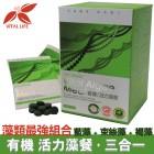 「Vital Life - 唯朵生活」有機活力藻餐‧三合一 (共三盒)
